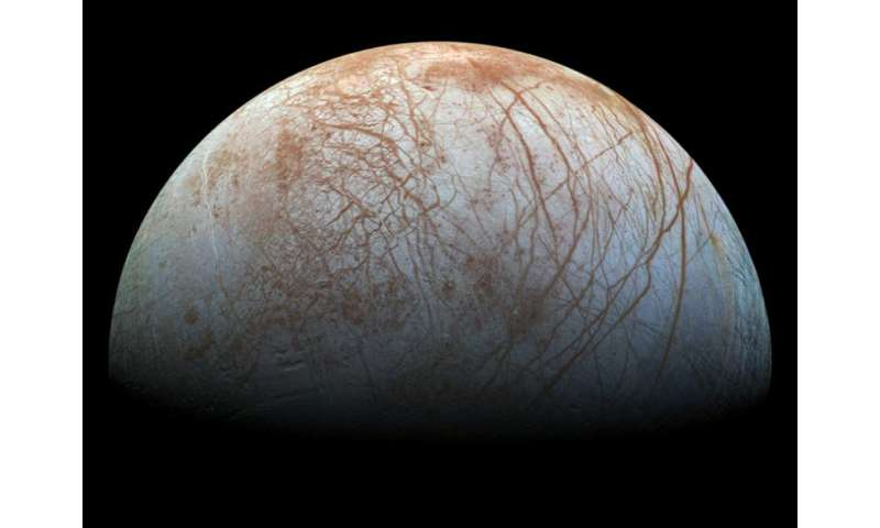 Advances in robots needed to explore icy moons
