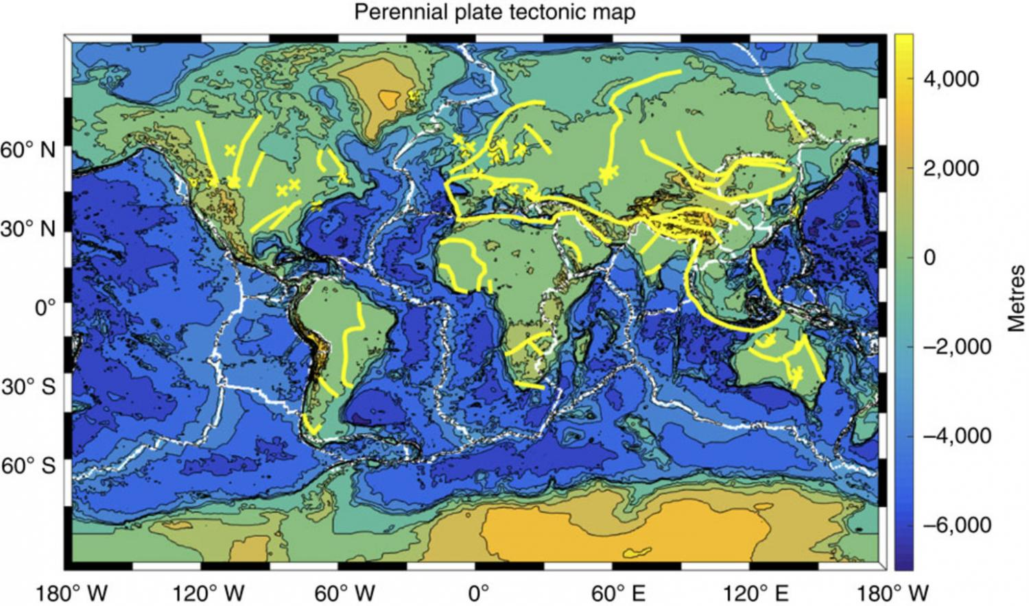 Plate Tectonics New Findings Fill Out The 50 Year Old