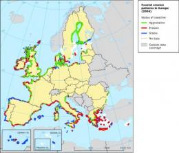 Major threats foreseen due to Europe's changing marine environments