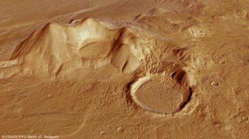 Reull Vallis: Un fiume correva attraverso di essa