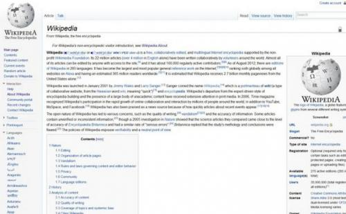 The Wikipedia paradox: Who's telling the truth?