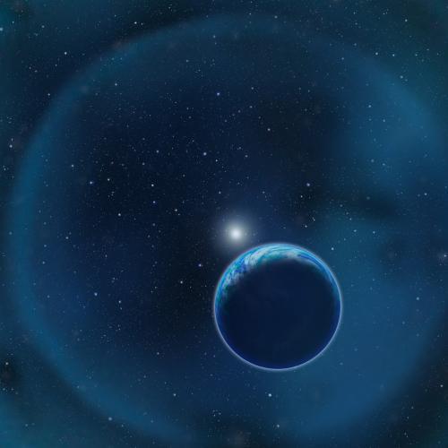 Prove futuro per la vita extraterrestre potrebbe provenire da stelle morenti