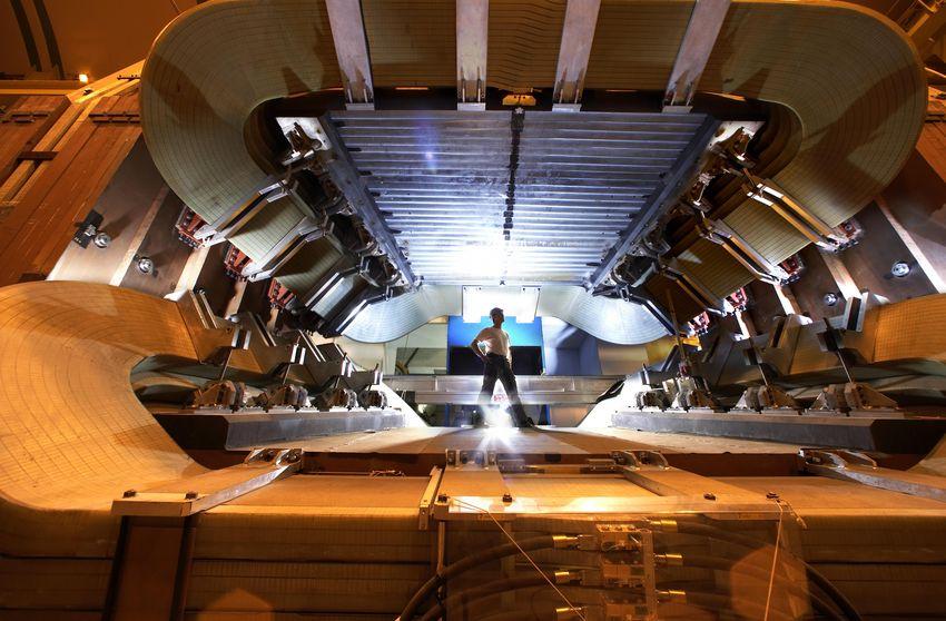 Large Hadron Collider b