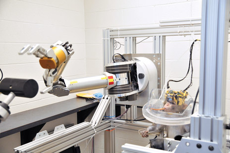 Advanced Robotic Arm