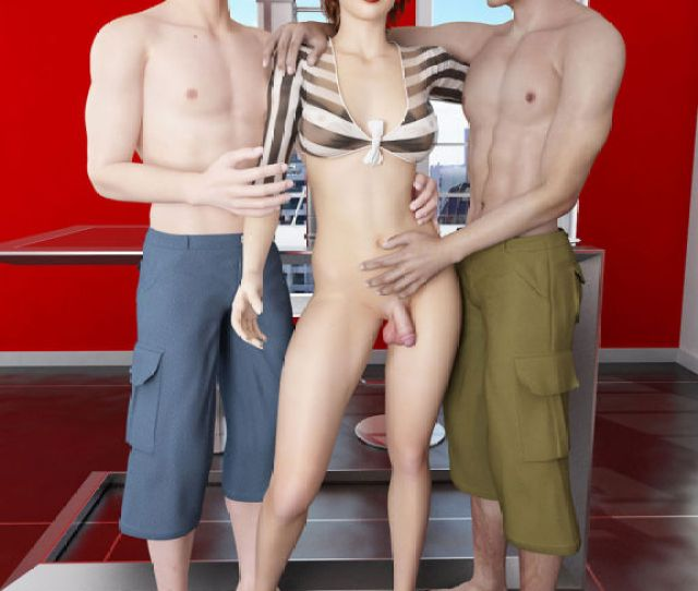 Hd Threesome Shemale Sex