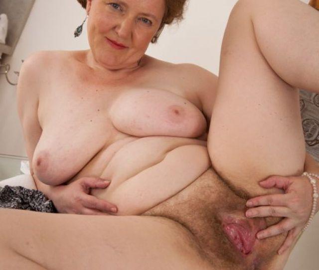 Hd Mature Hairy Woman Romana Sweet Loves Her Body