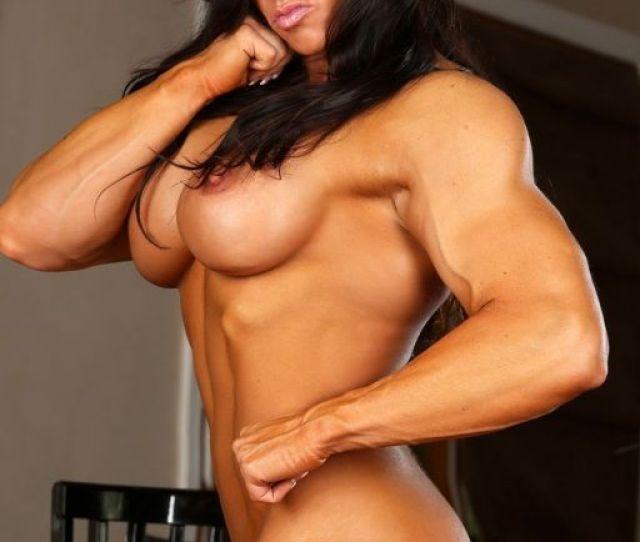 Female Bodybuilder Nude Porn