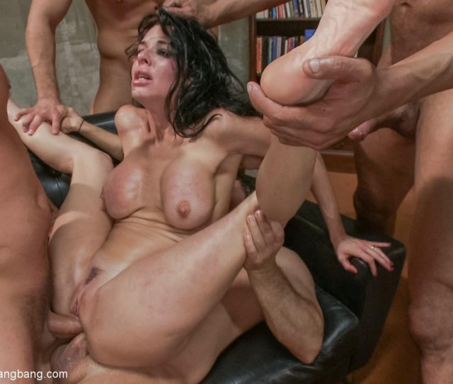 Gangbangs Nude Veronica Avluv Hardcore Oral