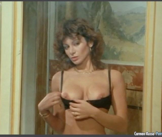 Naked Carmen Russo Carmen Russo Busty