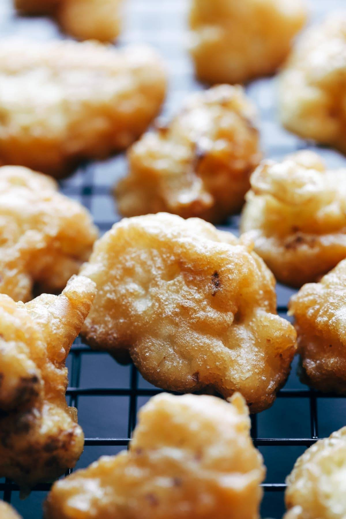 Fried Cauliflower | pinchofyum.com