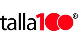 Talla100