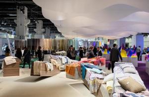 Heimtextil, salones de textilhogar, Feria de Franfurt