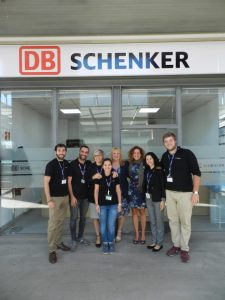 DB Schenker, logística, soluciones logísticas de Transporte , Ifema