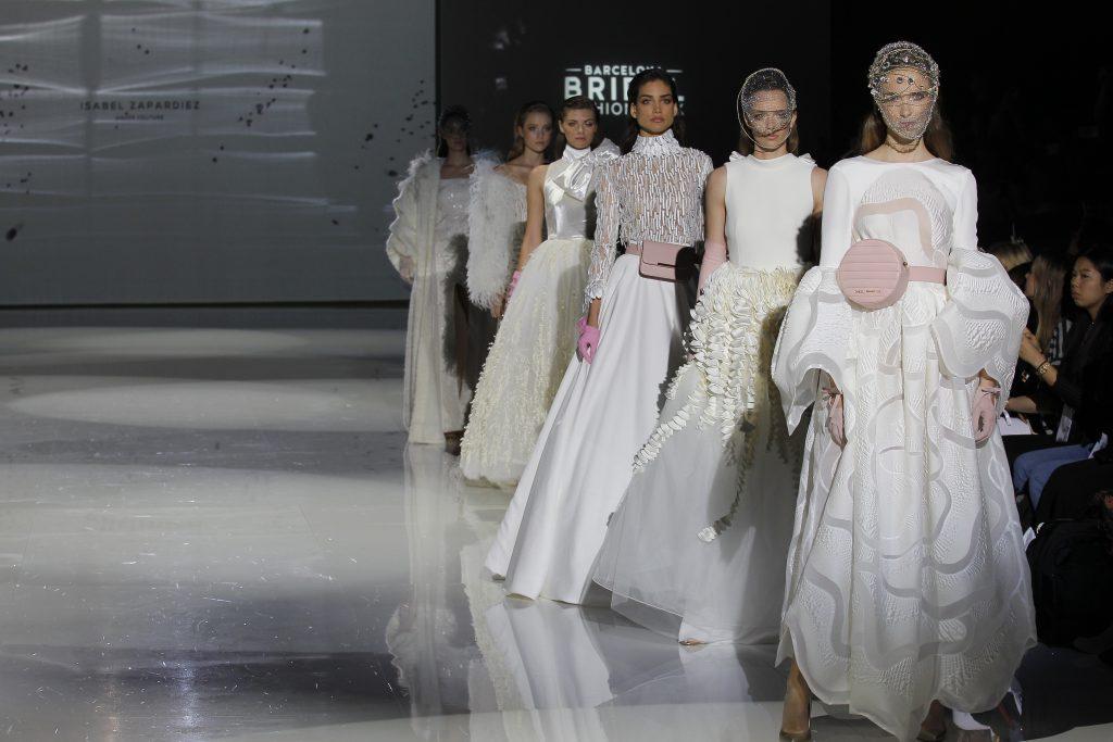 Estermaria Laruccia, Barcelona Bridal Fashion Week, BBFW Village, BBFW, Reem Acra, Barcelona Bridal Night,
