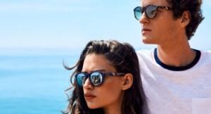 El Ganso by Hawkers, gafas de sol, El Ganso, Hawkers, Blue Spotted Chrome One XS,