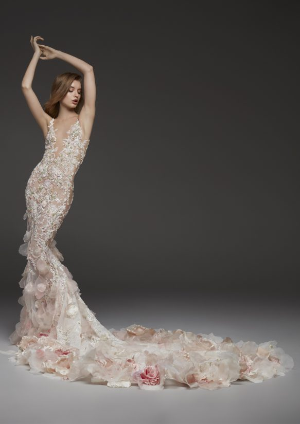Vestidos de novia pronovias albacete