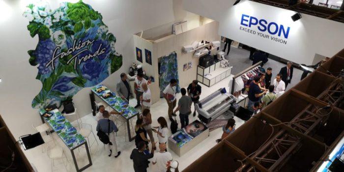 Richard Quinn,  Epson , Richard Quinn, retail, SureColor, impresión digital textil,  C!Print