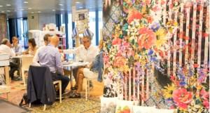 Caja Mágica de Madrid, tapicería, decoración, Icex , Ivace Internacional, Ateval-Home Textiles From Spain, Misión Inversa de Compradores Internacionales, textiles para el hogar, Home Textiles Premium by Textilhogar,