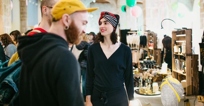 Elisa Riera , Alícia Roselló , eCommerce Festivalet Online, ecommerce, handmade, artesanal, km 0 , Festivalet, Festivalet de Barcelona, tienda de proximidad, mercadillo, hecho a mano,