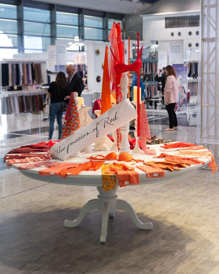 Eurovet, Interfilière Hong Kong, Sequo, salones de íntimo, circularidad textil, BMZ, Sequa, DeveloPPP.de, API