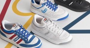 Rafael Bernabeu, J'hayber es azul, J'hayber, colección Olimpo, calzado,