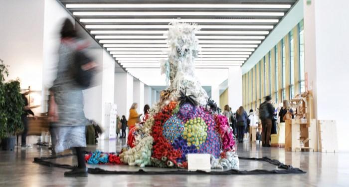 Disseny Hub, moda sostenible, Re-Barcelona, Sustainable Fashion Global Event