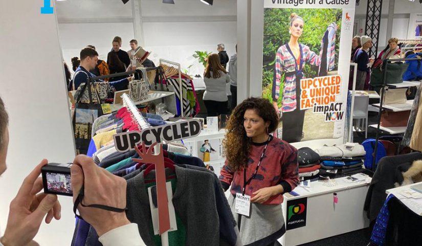 Fundación Yves Rocher, Premios Terre de Femmes, Vintage for a Cause, Helena Antónia Silva, moda sostenible, economía circular, Ethical Fashion Show