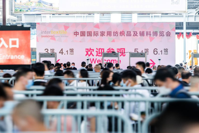 Intertextile Shanghai Home Textiles, NECC, Feria de Frankfurt, salones de textilhogar