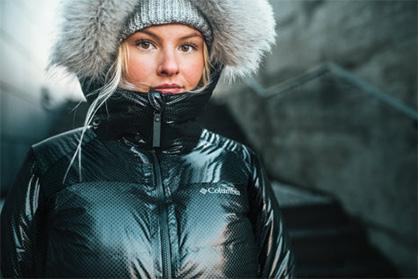 Columbia, aislamiento del frío, Heat Magnet