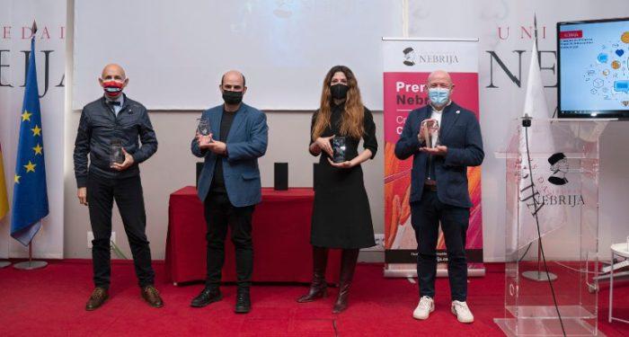 Universidad Nebrija, Premios de Creación Contemporánea , Nebrija CREA