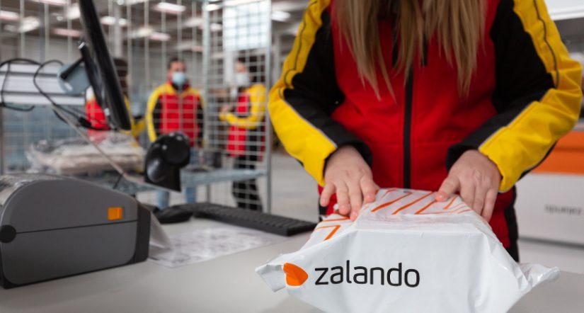 DHL, logística, Zalando, Illescas, centro logístico