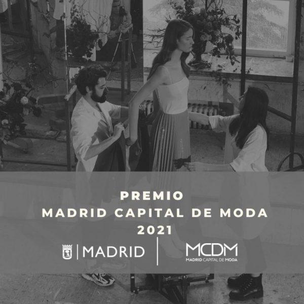 premio Madrid Capital de Moda-MCDM 2021, Madrid Capital de Moda-MCDM 2021,  Madrid Capital de Moda, MCDM 2021,