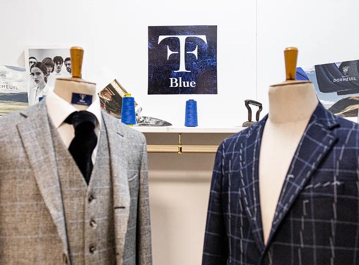 Blue Fresh Tailoring, sastrería, confección a medida, traje a medida,