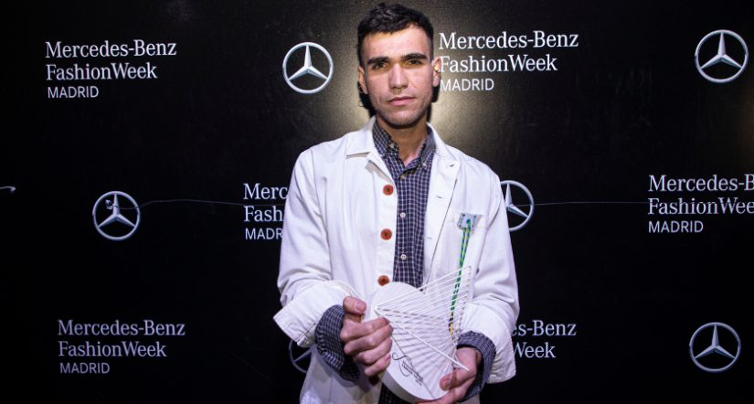 Gabriel Nogueiras,Rubearth,Mercedes-Benz Fashion Talent