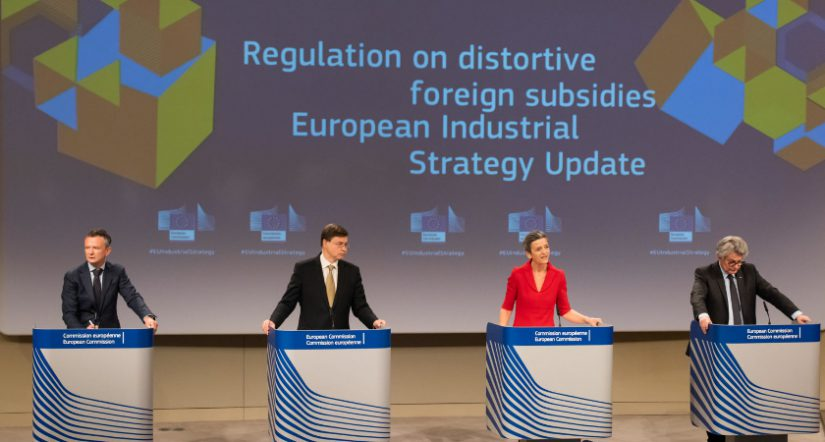 EU Industry Strategy , Euratex , Estrategia industrial de la UE, Estrategia industrial de la UE