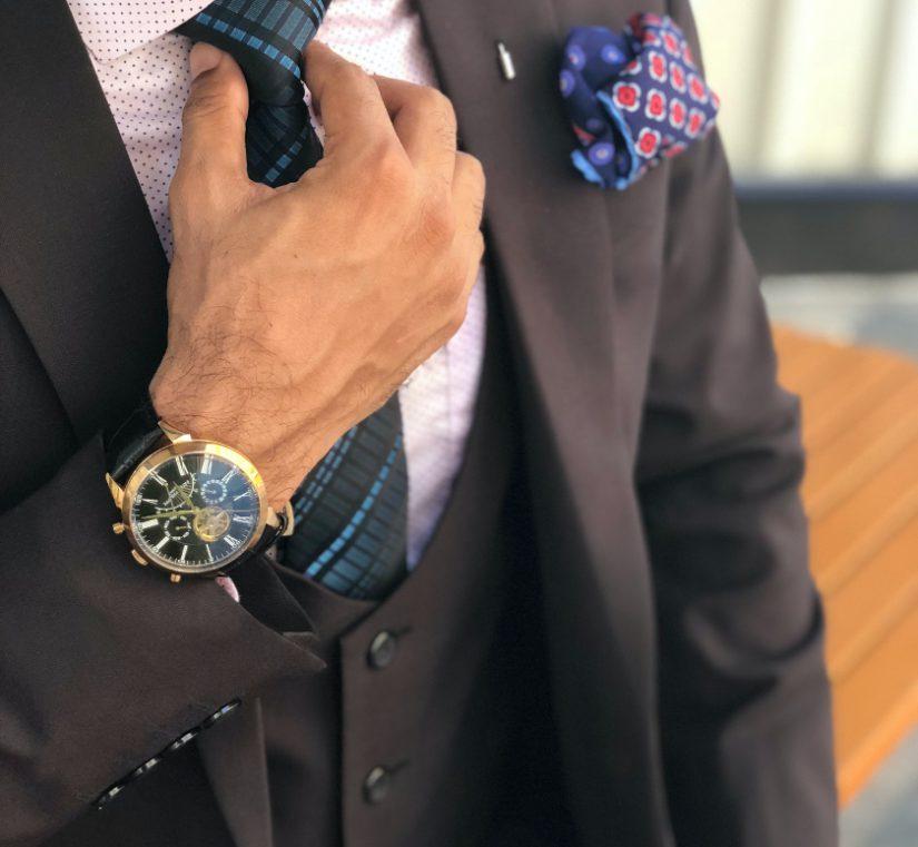 joyería y relojería