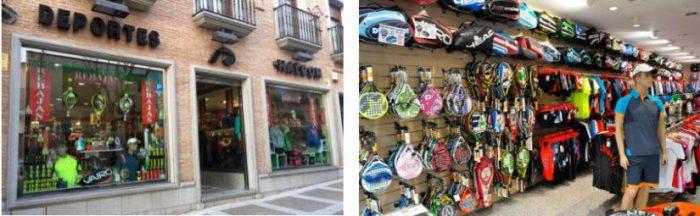 Deportes Halcón, tienda multimarca, tienda multideporte, tienda de deporte, marcas deporte, ropa deporte barata, outlet deporte, ropa deportiva