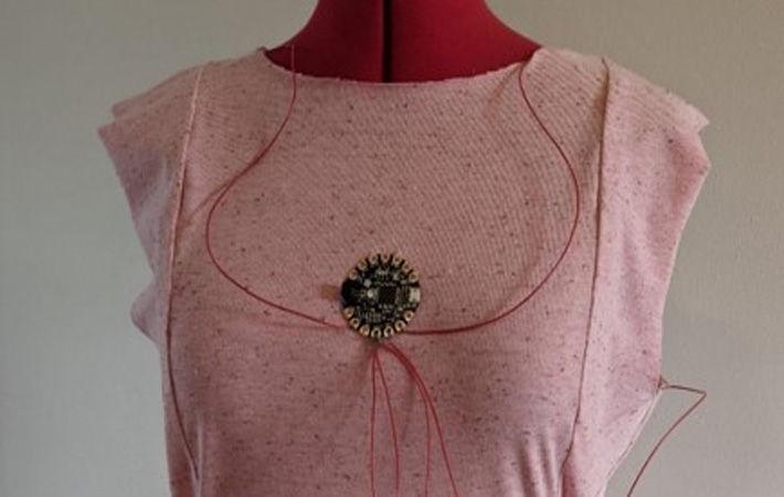 Universidad de Bath, textiles conductores