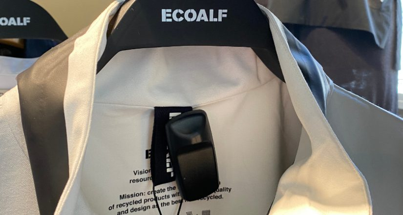 Checkpoint Systems y Ecoalf,  Checkpoint Systems, Ecoalf, RFID,