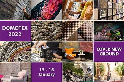 Domotex, Feria de Hannover, recubrimientos de suelos