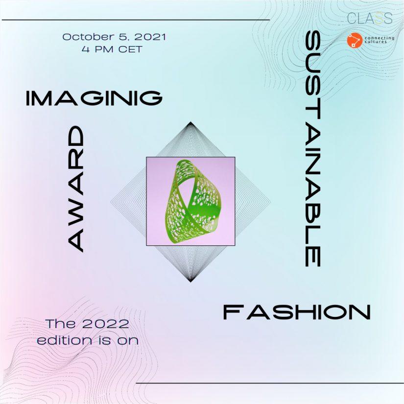 Imagining Sustainable Fashion Award