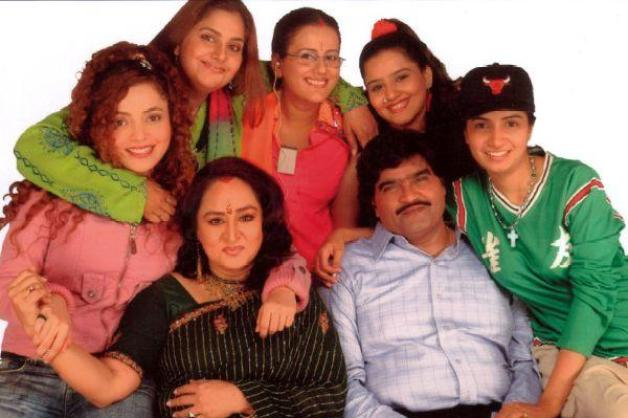 hum paanch - best Indian TV shows of the 90s'