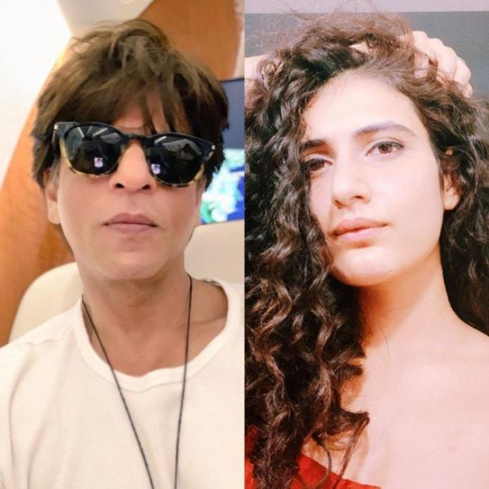 Shah Rukh Khan to collaborate with Fatima Sana Shaikh for upcoming movie Salute? DEETS inside