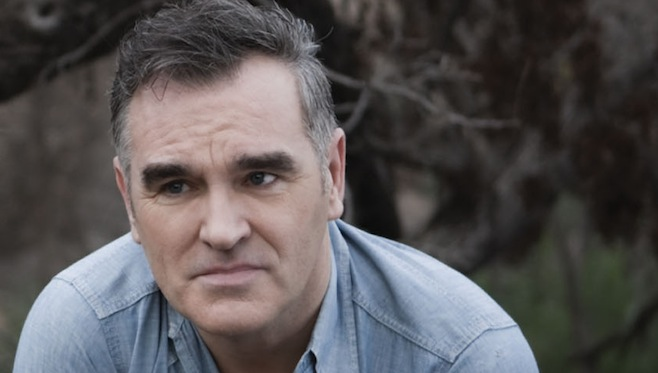 Morrissey to Release His Live Version of Lou Reed's