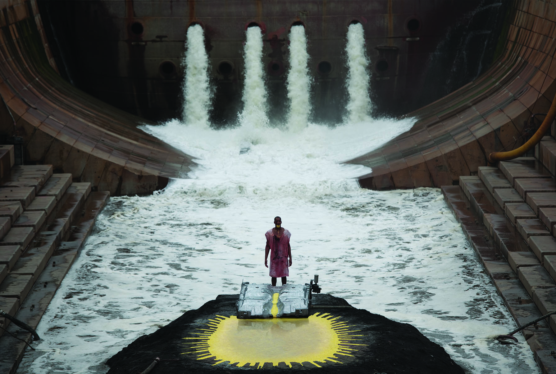 Matthew Barney and Jonathan Bepler Talk River of Fundament on Pitchfork.tv