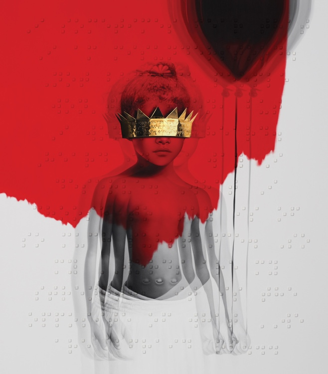 Rihanna's ANTI Reportedly Coming This Week