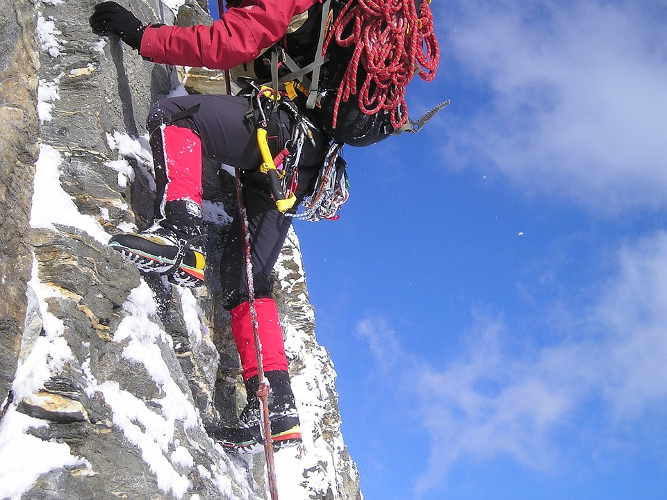 Free Photo Climb Ice Climbing Equipment Free Image On
