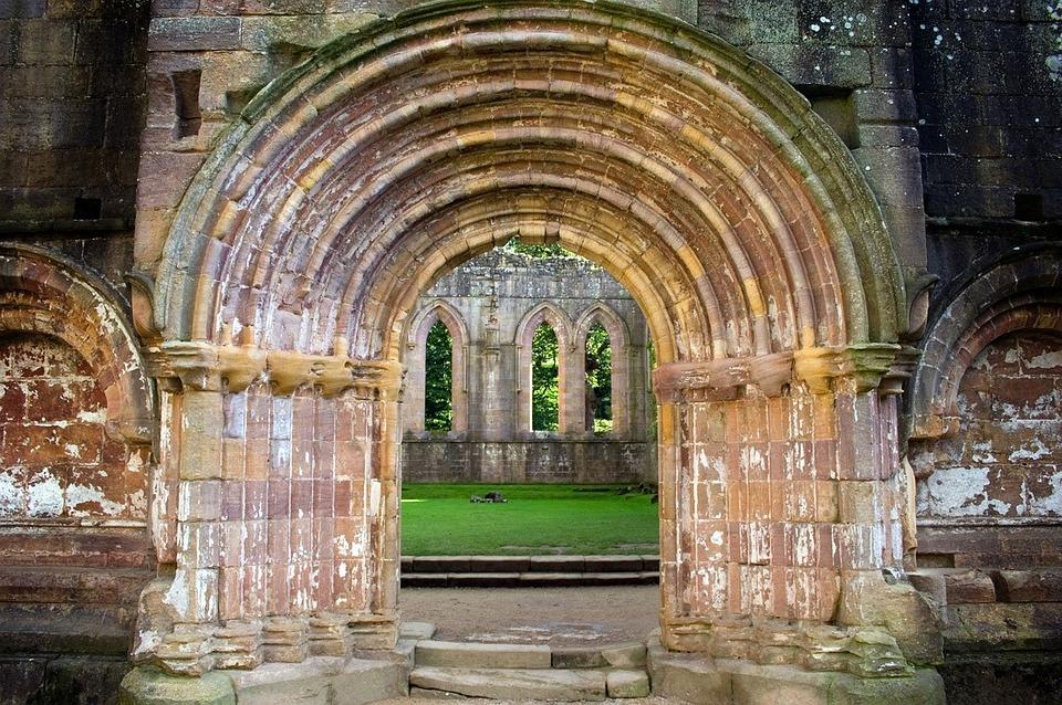 Arch Stone Ancient Free Photo On Pixabay
