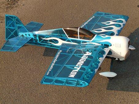 Aeromodelo, Modelo De Vôo, Modelo