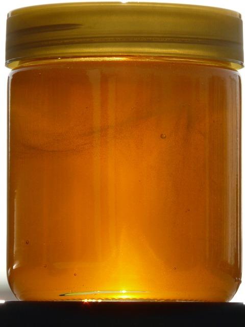Free Photo Honey Honey Jar Sweet Food Free Image On